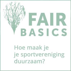 Fair Basics sportvereniging duurzaam, ook voetbal sport. Blog op De Duurzame Kaart