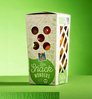 PaperWise Verpakkingsmaterialen van karton voor eco, bio op De Duurzame Kaart