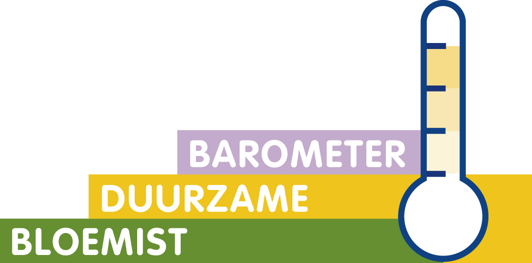 Barometer duurzame bloemist Florapro op De Duurzame Kaart