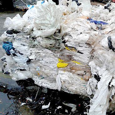 de Afvalmarkt folie recyclen Boskoop aanbod De Duurzame Kaart