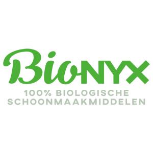 BIOnyx logo biologische schoonmaak middelen reinigingsmiddelen sportvelden De Duurzame Kaart