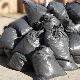 Afval verminderen weiger verminder hergebruik recycle composteren plastic De Duurzame Kaart