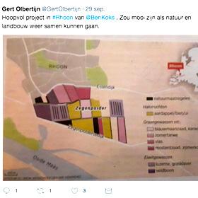 Gert Olbertijn Buijtenland van Rhoon Ben koks akkernatuur