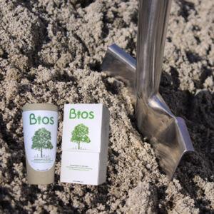 Bios Urn Plantbegeleiding elke locatie in Nederland