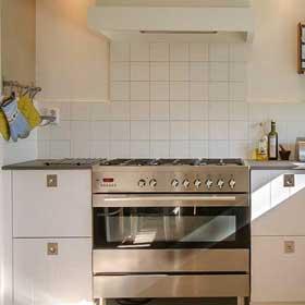 Keuken schoonmaken gasfornuis tips truc vetvrij reiniger De Duurzame Kaart