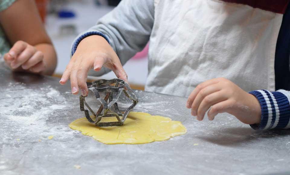 Keukenreiniger koken schone keuken veilig kinderen Duurzame Kaart