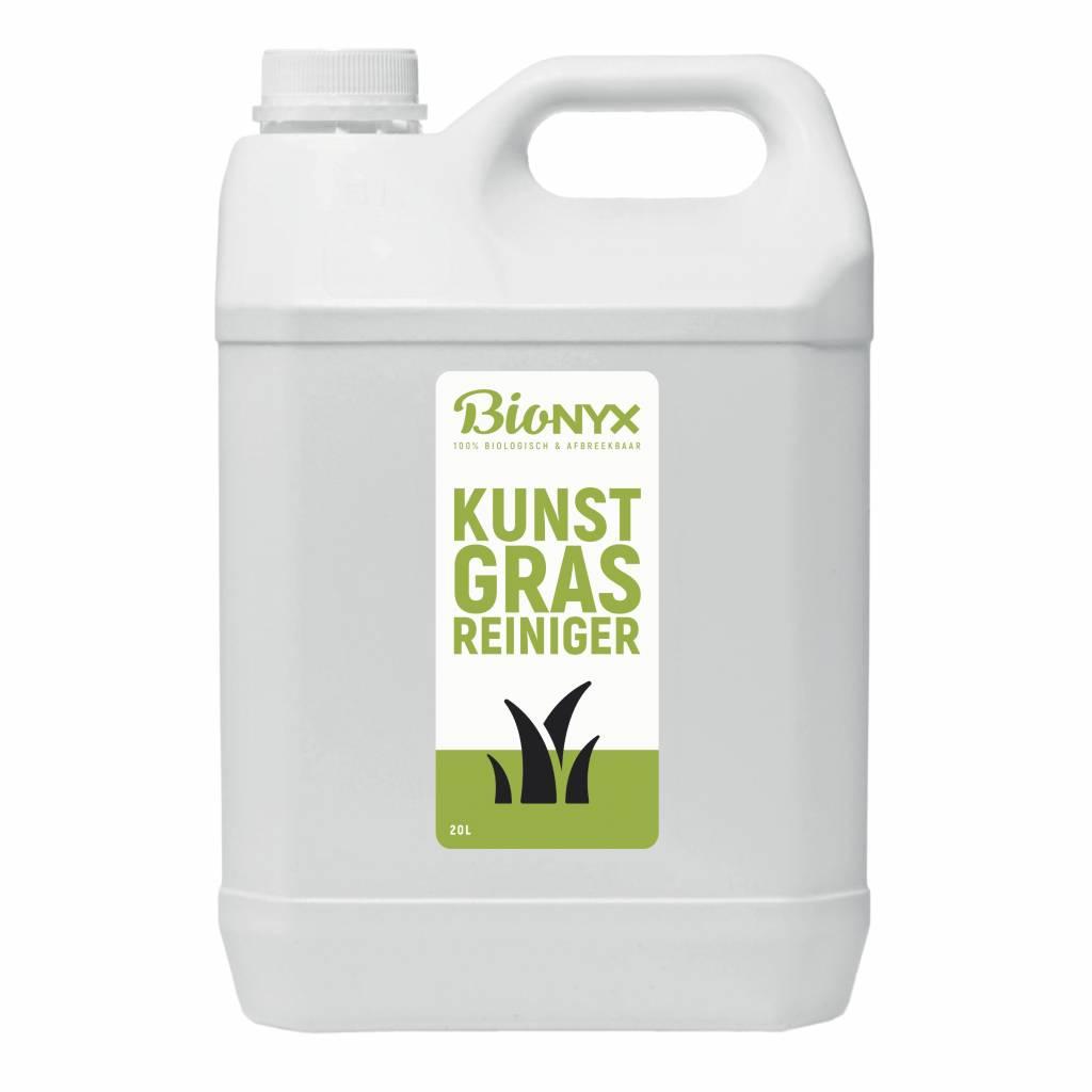 Kunstgras reiniger schoonmaken biologisch 20l voorkant