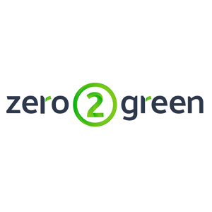zero2green logo koeriersdiensten De Duurzame Kaart