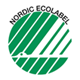 Logo Nordic Ecolabel gecertificeerd Armor toner ink cartridge