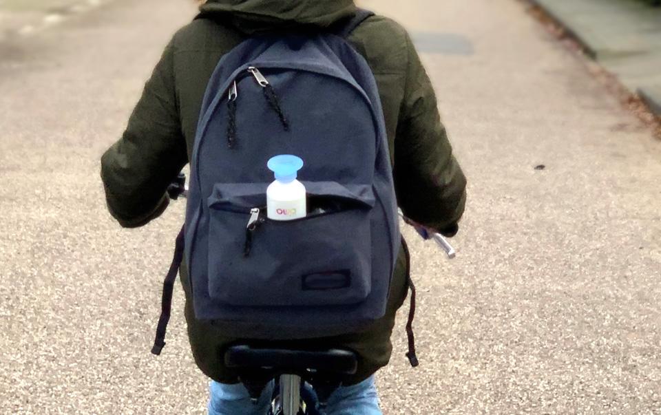 betere wereld kind fiets school owa dopper duurzaam