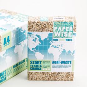 Papier gebruik verminderen PaperWise print