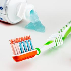 Plastic soep door vervuiling verzorgingsproducten