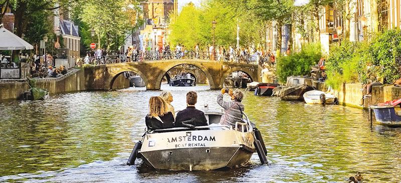 Amsterdam leefbaarheid mensen fluisterboot duurzaam