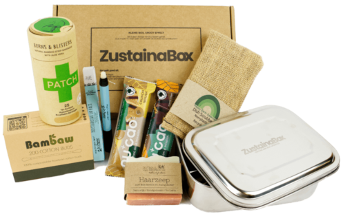 Eco sustainable cadeau boxen duurzame producten