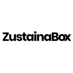 ZustainaBox logo duurzame producten box