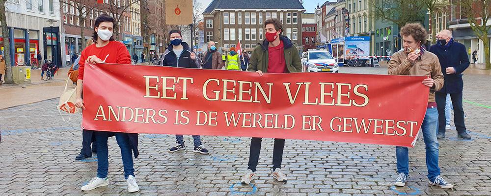 Klimaatalarm Groningen eet geen vlees De Duurzame Kaart