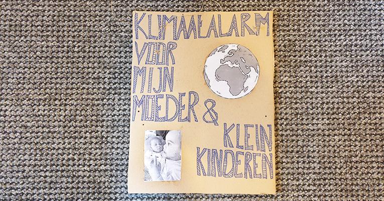 Klimaatalarm Groningen moeder aarde kleinkinderen De Duurzame Kaart