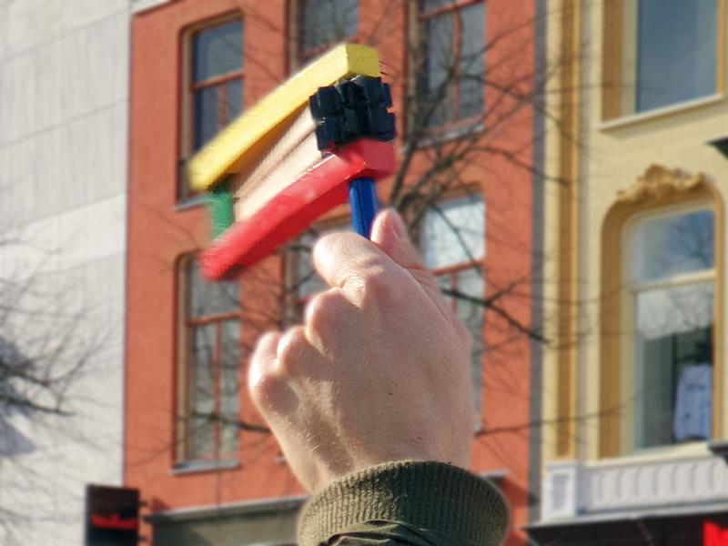 Klimaatalarm Groningen ratel alarm De Duurzame Kaart