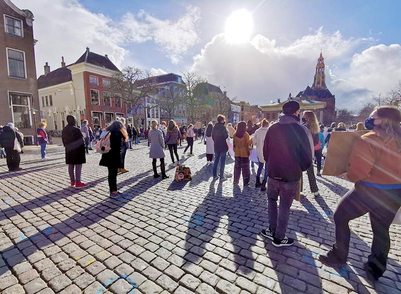 Klimaatalarm Groningen sun is shining De Duurzame Kaart