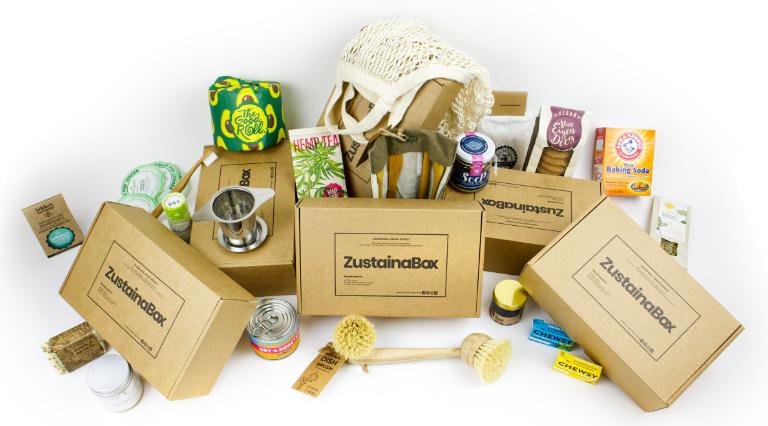 Dag van de Aarde duurzaam leven ZustainaBox duurzame webshop
