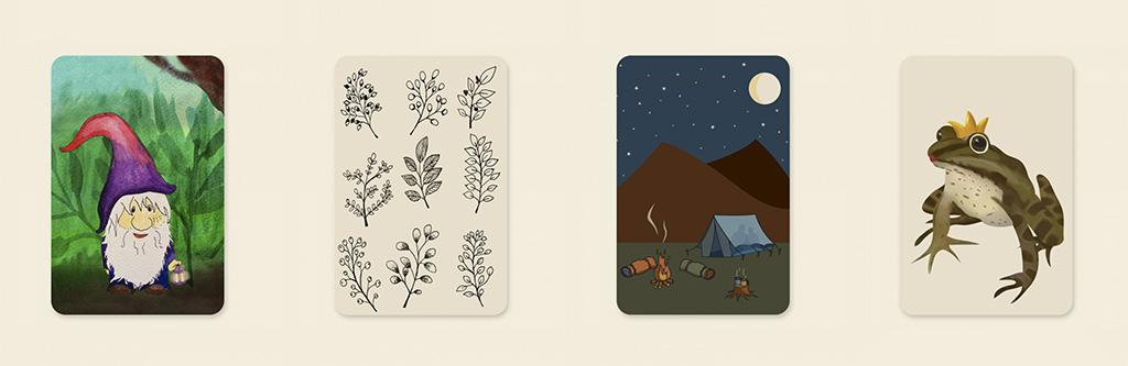 Moederdag kaarten moederdagkaartjes illustratie Silly Goose