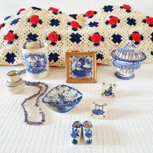 Rood Wit Blauw Duurzaam Cadeau Pakket